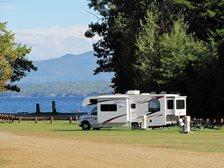 Ellacoya State Park Campground