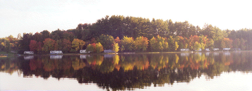 Ayers Lake Farm Campground & Cottages