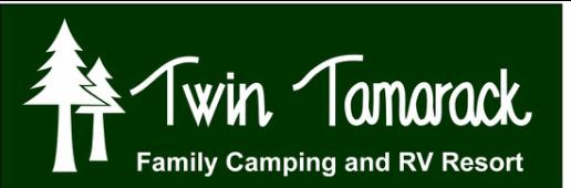 Twin Tamarack Family Camping & RV Resort
